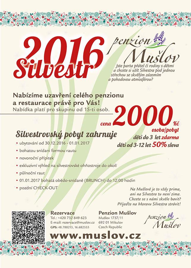 Mušlov Silvestr 2016