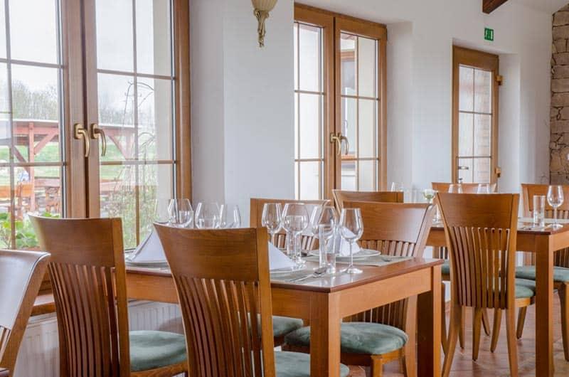 Penzion Mušlov Restaurace
