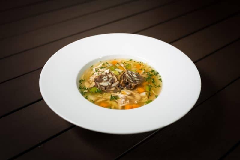 Restaurace – Penzion Mušlov